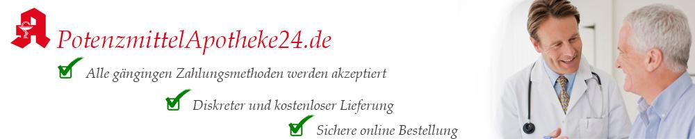 Potenzmittel Rezeptfrei – Potenzmittelapotheke24.de